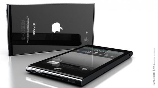 Nak Phone Design