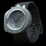 Limited Edition Designer Watches With Concrete Cases