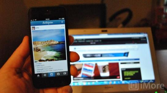 Instagram and Google Chrome get updated for iOS 6 and the iPhone 5