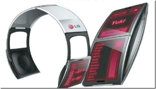 Future technology Unusual concept LG Hi-Fi