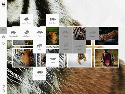 WWF Togther iPad App