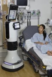 iPad Hospital Robot