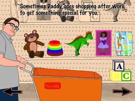 Daddy Shopping