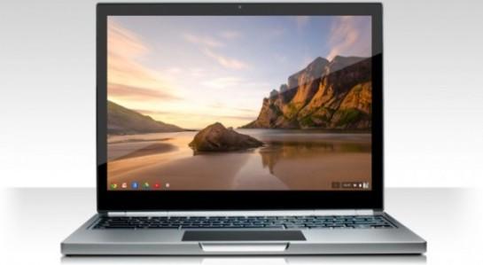 Chromebook Pixel - head on
