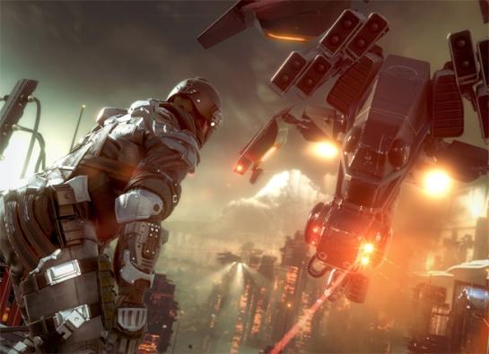 PS4 Killzone